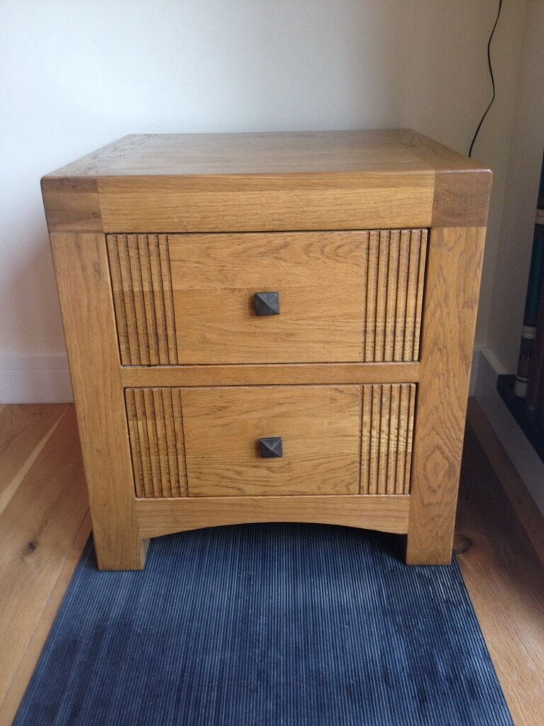 Set 2 X Solid Oak Chests And Matching Storage Coffee Table In Great Yarmouth Norfolk Gumtree