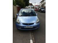 Honda Jazz 1.4 i-DSI SE PETROL MANUAL 2004/ONE OWNER/FULL SERVICE HISTORY