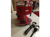 Delonghi Icona Vintage Traditional Pump Espresso Machine