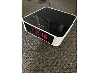 Philips Clock radio alarm - less than 1 year old!