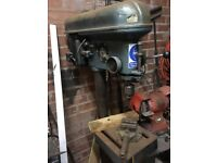 Drill press Working perfectly to the best of my knowledge Sold Sold Sold