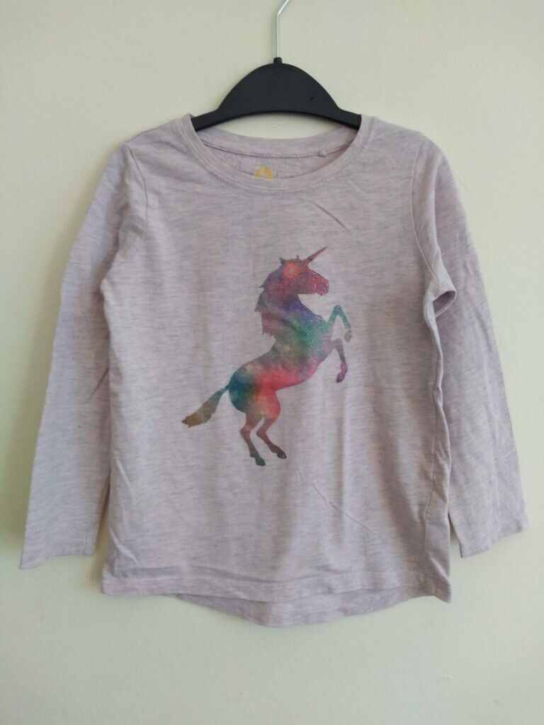 4fc5d19bd Bundle long sleeved tops age 4-5 | in Northampton, Northamptonshire ...