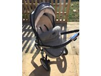 Silver Cross Limited Edition Pram