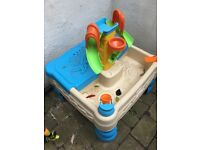 Little tikes water and sand play