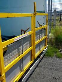 Industrial roller lift