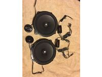 Pioneer TS-A173Ci - 16.5cm 350W 2-Way Component Speakers
