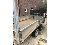 Ifor Williams 10' x 5' strong 3,5 tons trailer