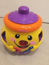 Fisher-Price Laugh and Learn Cookie Shape Sorter