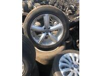 "AUDI Q5 19"" ALLOY SET"