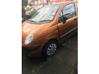 Daewoo MATIZ - need to sell quick, bargain price!
