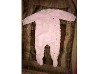 Baby sleepsuit new