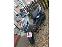Yamaha aerox r 50cc 2014