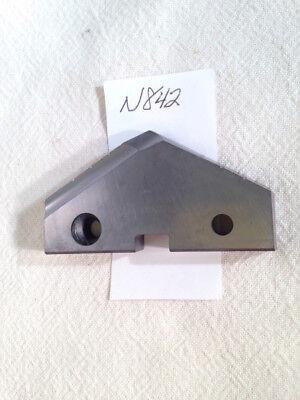1 New 76 Mm Allied Spade Drill Insert Bit Amec. 76.000 Usa Made. N842