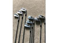 TaylorMade TP MB irons 3-PW
