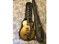 REDUCED!!! Gretsch G5238T gold top with Bigsby - Electric Guitar with case.