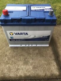 Varta e24 battery