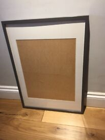 IKEA grey picture frame