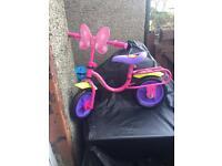 Minnie Mouse Balance Bike/Trike