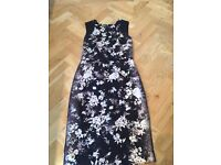 Warehouse Floral Pencil Skirt