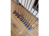 Full Set of Golf Clubs £50ono