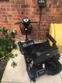 Motobility scooter 3 years old.£295.New battery