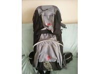 Bushbaby elite carrier. Excellent condition