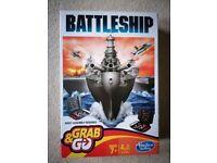 Travel battleships game