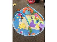 Play mat for babies