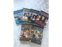 DALLAS DVDs - Complete Boxed Sets Of Series 1 - 7