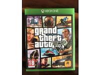 Xbox one - GTA 5