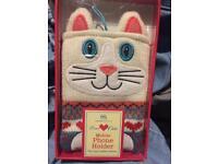 Cat mobile phone holder