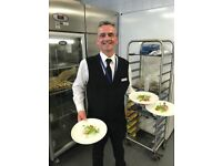 PROFESSIONAL QUALITY CHEF & BUTLER AVAILABLE FOR PRIVATE IN-HOUSE EVENTS WEDDINGS DINNERS & MORE