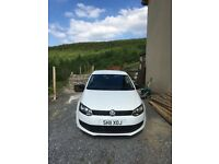 Vw polo in white new mot fsh !!!