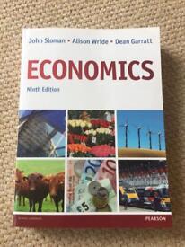 Economics Book 9th Edition