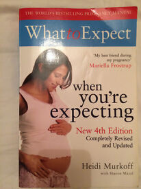 Pregnancy book- What to expect when you're expecting (4th edition)