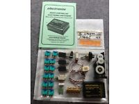 Model aircraft, boat electrical components