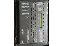 SALTON / KETRON MS40 MIDI SYNTHESIZER SOUND MODULE MULTIMEDIA MUSIC STATION