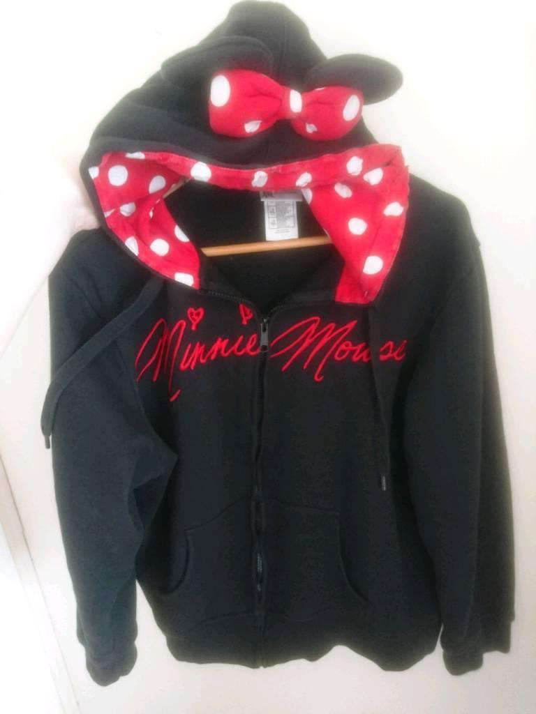 Minnie mouse hoodie xxl