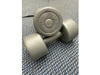 Dumbbells set £20 with delivery