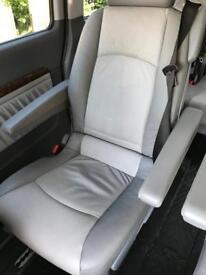 Mersades viano rear pilot seat