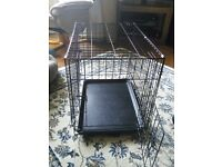 Small Dog Cage - Excellent Condition