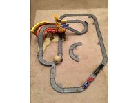 Thomas the Tank Engine Take & Play Pirate Cove, extra track, Thomas & Emily trains