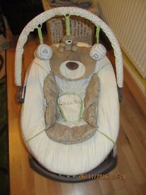Mothercare loved so much baby bouncy chair