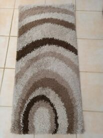 Small Brown Rug
