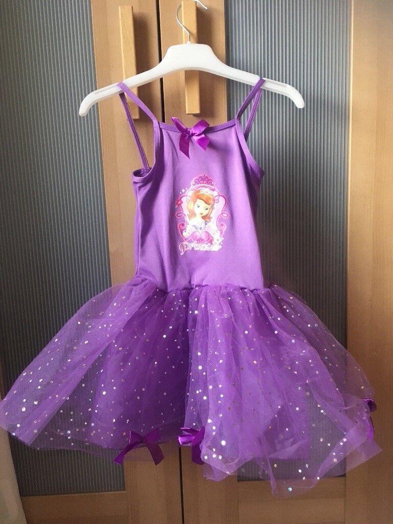 Princess Sofia and frozen tutu dress