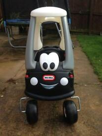 Little Tikes Cozy Coupe Police car