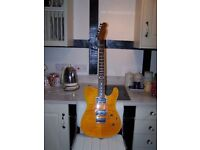 REDUCED PRICE> Fender special edition custom telecaster.