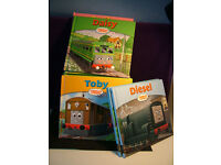 """Collection of twenty childrens illustrated books """"Thomas and Freinds"""""""