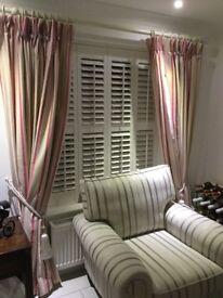 Laura Ashley Bespoke Curtains