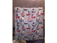 Children's curtains - used